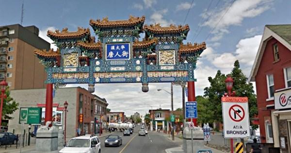 Une septuagénaire arrêtée pour trafic de drogue en plein quartier chinois à Ottawa