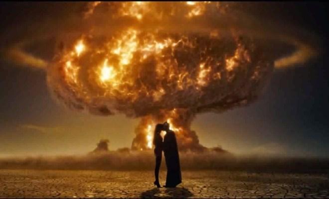 Dans trois minutes, c'est la fin du monde !