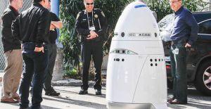 Des robots policiers vont patrouiller la Silicon Valley