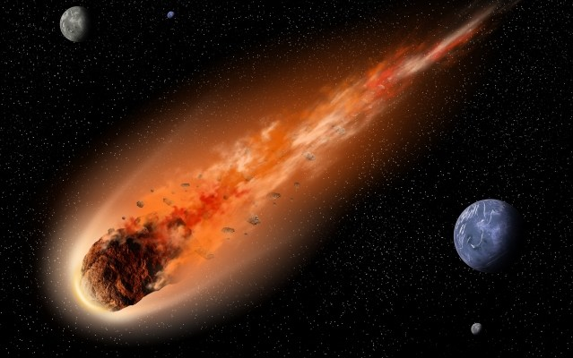 Un astéroïde géant va frôler la Terre vendredi