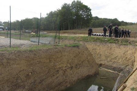 Des vestiges archéologiques retrouvés sur le site du barrage de Sivens