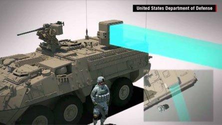 Développée par le Pentagone, voici l'arme invisible qui vous «brûle» sur place