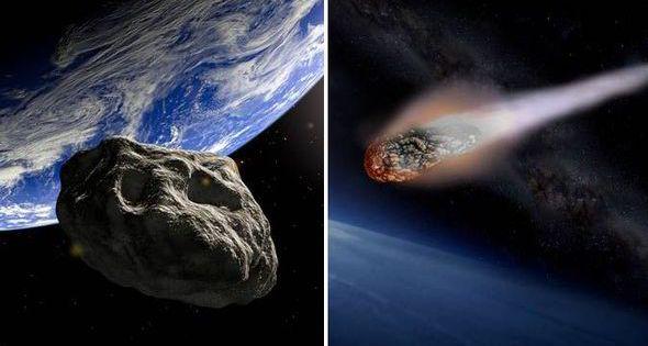 L'astéroïde 2012 TC4 frapperait la Terre en octobre 2017?