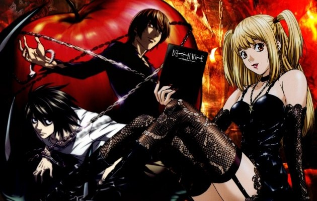 Death Note: une série télé «live action» en préparation