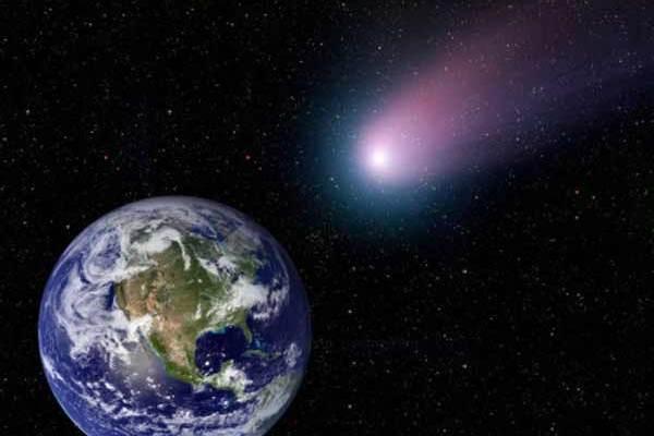 Une comète de 3 km de diamètre se dirige droit sur Terre avec des cris et des sons démoniaques mystérieux!
