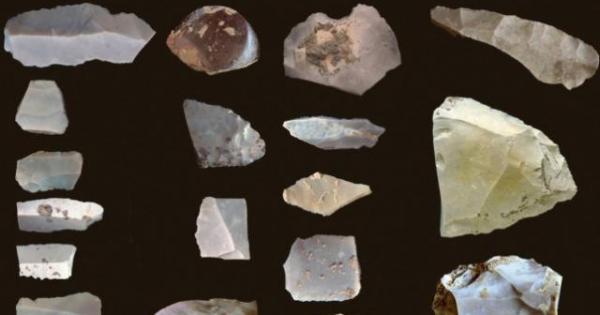 Des outils antérieurs au genre humain découverts au Kenya !