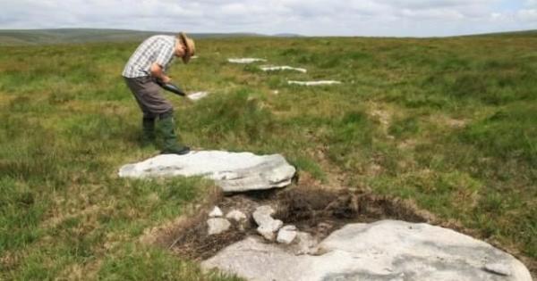 Angleterre: le premier cercle de pierres à être découvert dans le Dartmoor depuis plus de 100 ans