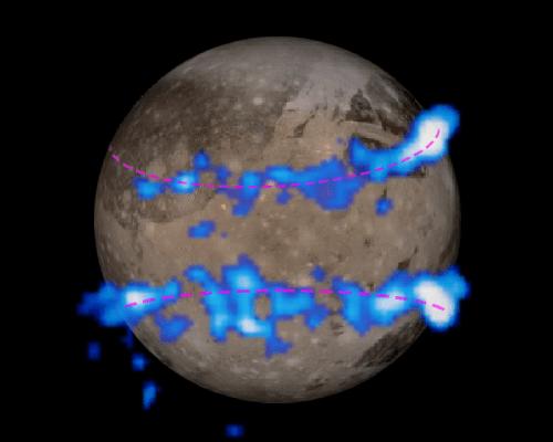 Le plus grand océan du système solaire découvert sur la plus grosse lune de Jupiter