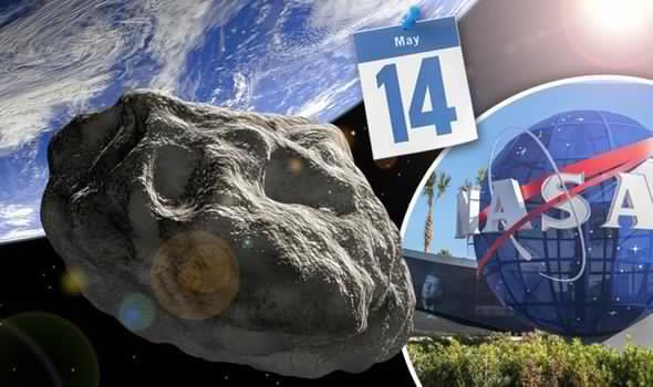 Un méga astéroïde va frôler (ou percuter) la Terre ce 14 mai