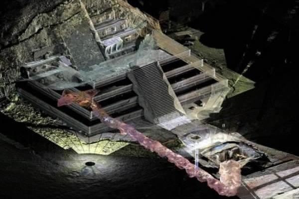 Teotihuacán : Découverte de mercure sous la pyramide du Serpent à plumes