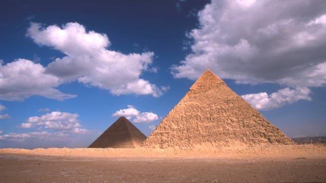 Un retraité normand pense avoir percé le secret des pyramides