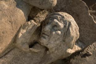 Découverte d'un sanctuaire antique monumental dans l'Oise