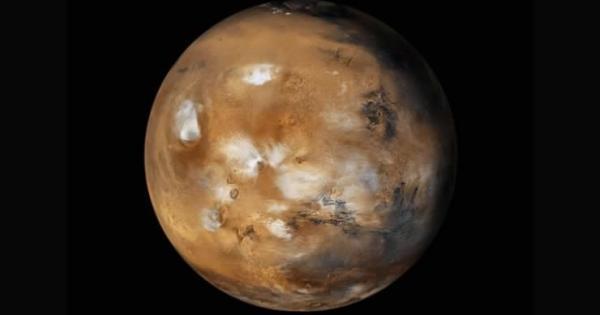 Un chercheur US annonce que la vie sur Mars aurait disparu suite à une guerre nucléaire !