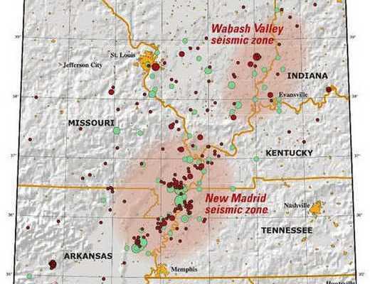 Catastrophes géophysiques imminentes, selon un organisme scientifique indépendant