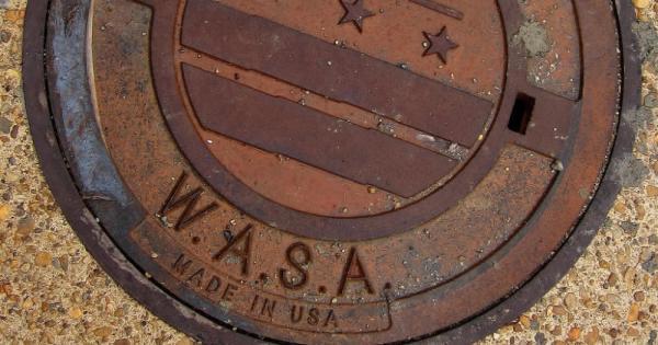 Une plaque d'égout radioactive US aurait devancé Sputnik dans l'espace