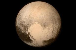 La NASA publie le premier portrait de Pluton