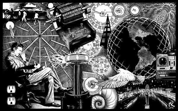 Les messages extraterrestres de Nikola Tesla