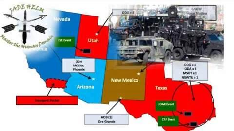 Jade Helm 15: Le Texas s'apprête à affronter l'armée Américaine