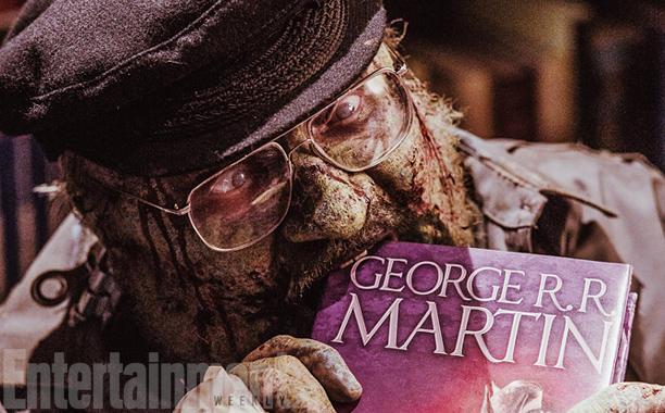Z Nation saison 2: George R.R. Martin va jouer un zombie!