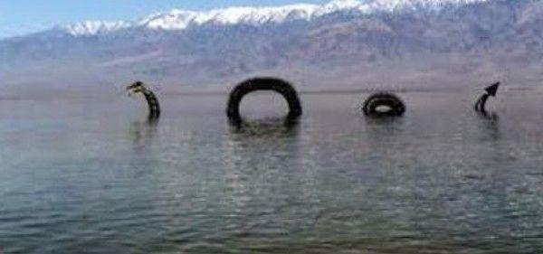Le monstre du Loch Ness repéré en Islande