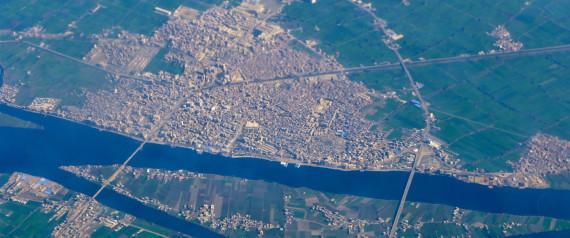 Une cité antique perdue redécouverte dans le delta du Nil