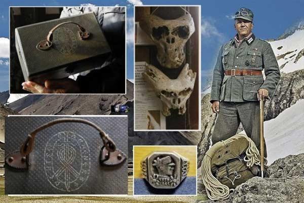 Le Mystère de l'étrange mallette et des deux crânes mystérieux trouvés sous des montagnes en Russie