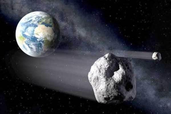 Un astéroïde de 70 mètres en orbite autour d'un autre astéroïde se dirige vers la Terre