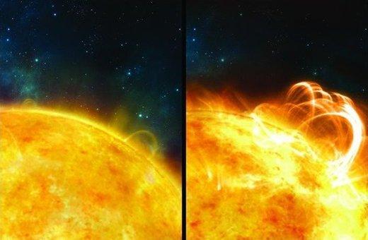Le Soleil rigole, il serait capable de produire des éruptions 1000 fois plus dévastatrices