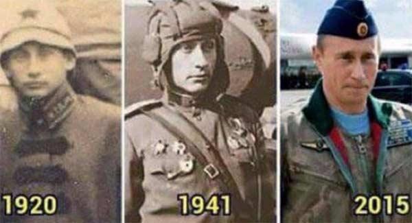 Poutine est Immortel