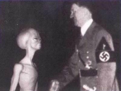 Documentaire: Adolf Hitler a vu Nibiru en 1938