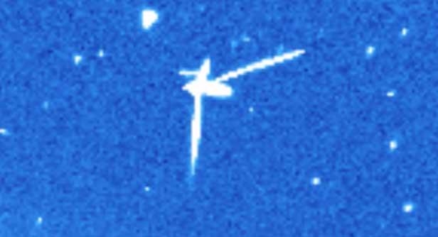 La NASA a signalé la présence d'un Énorme Ovni entre la Terre et le Soleil