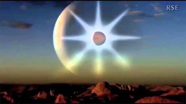 Documentaire: Symboles d'un ciel extraterrestre