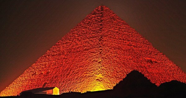 La pyramide de Khéops serait imparfaite