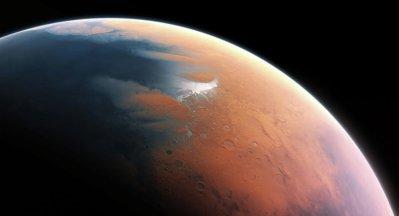 Un message en morse découvert sur Mars et déchiffré