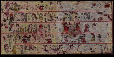 Un manuscrit Mixtèque caché depuis des siècles a été déchiffré