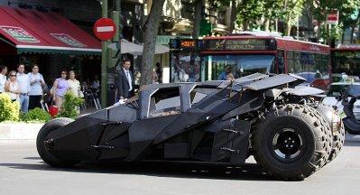 La Batmobile Lego fait rêver ses fans