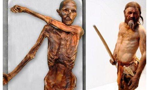 Des scientifiques ont pu faire parler l'homme des glaces, la momie Ötzi