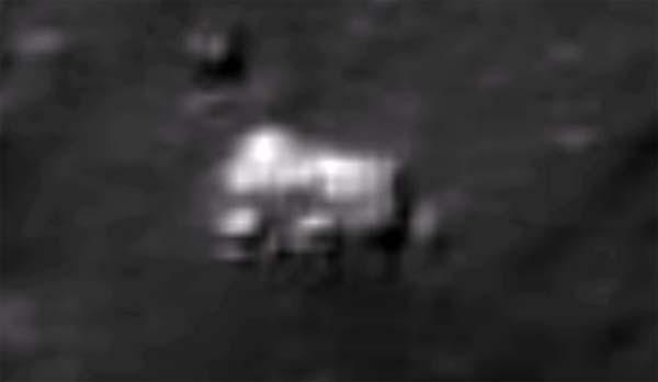 Une base extraterrestre repérée sur la Lune dans une photo de la NASA