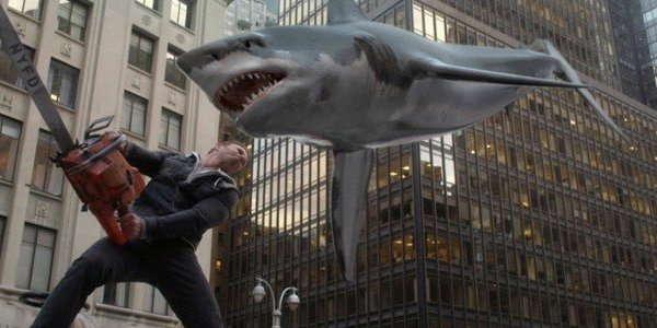 SHARKNADO 5 SE NOMMERA GLOBAL SWARMING