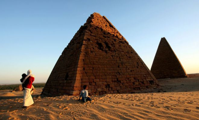 Un archéologue suisse déterre au Soudan les restes d'un passé mystérieux