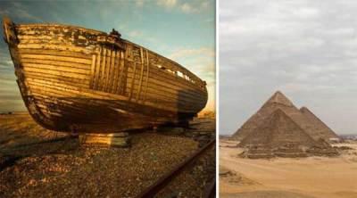 Découverte dans les Manuscrits de la Mer Morte : L'Arche de Noé était une Pyramide et Noé était Egyptien !