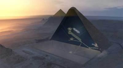 Vidéo: Une nouvelle chambre secrète dont l'objectif est inconnu a été trouvée dans la Grande Pyramide de Gizeh