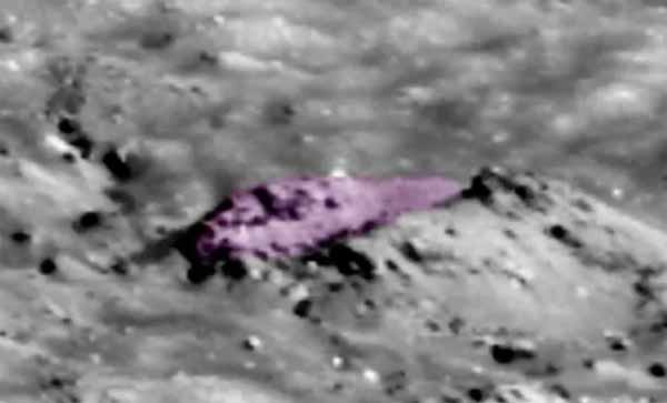 Vidéo: Des structures découvertes dans le cratère de Tycho dans les photos de la NASA