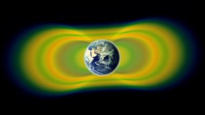 La NASA découvre un nouveau champ magnétique terrestre