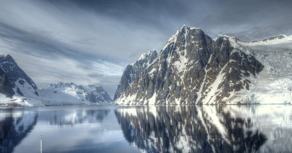 Des microorganismes «extraterrestres» découverts dans l'Antarctique