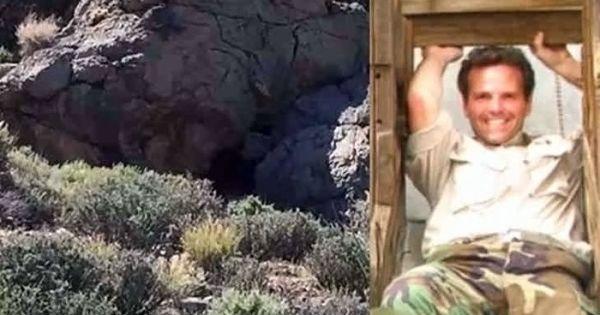 Une disparition et un grand mystère dans une grotte du Nevada