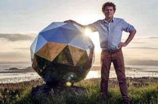 Une boule disco géante sera visible dans le ciel cette semaine