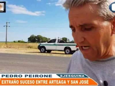 Argentine : Un automobiliste a pris un fantôme en stop