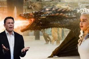 Elon Musk construit un dragon cyborg, parce que pourquoi pas ?