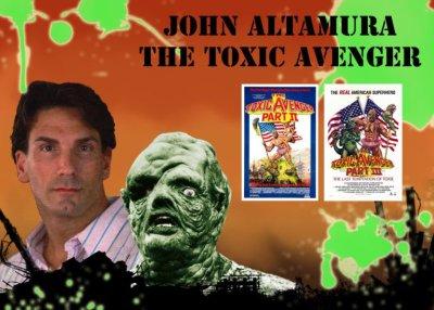 THE TOXIC AVENGER: L'ACTEUR JOHN ALTAMURA EST MORT